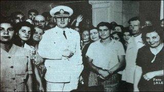 EFEMÉRIDES - 1º DE ENERO DE 1945