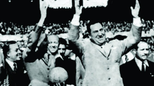 20 DE JULIO DE 1946: PERÓN ANUNCIA LA REPATRIACIÓN DE LA DEUDA EXTERNA