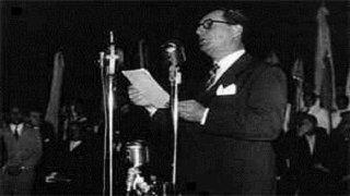 ABRIL  09 de 1949  El Gral. Perón clausura en Mendoza el Primer Congreso Nacional de Filosofía.