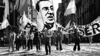25 de julio de 1947 - Efemérides