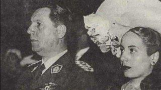 10 de diciembre de 1945: PERÓN Y EVITA SE CASAN POR IGLESIA