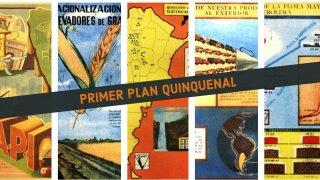 21 DE DICIEMBRE DE 1947: PRIMER PLAN QUINQUENAL