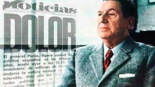 1º DE JULIO DE 1974: PASO A LA INMORTALIDAD DEL PRESIDENTE PERÓN