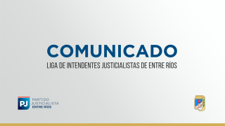 LA LIGA DE INTENDENTES PJ DESTACÓ LA EXITOSA REESTRUCTURACIÓN DE LA DEUDA LOGRADA POR BORDET