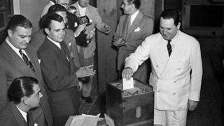 24 DE FEBRERO DE 1946: PERÓN GANA SU PRIMERA ELECCIÓN
